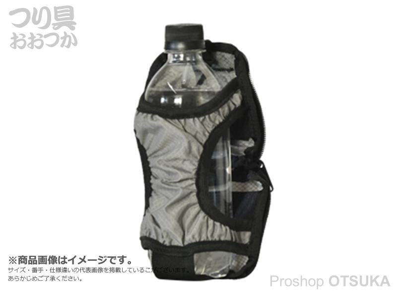 ディスタイル アクセサリー パッカブルペットボトルホルダー フリーサイズ #チャコールグレー