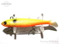 マルジン UKベイト -   21 #14 CHG チャー金 95mm 21g フック#6
