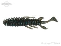 フラッシュユニオン アバカスシャッド -  2.2インチ #005 グ゛リーンパンプキンペッパー ブルーF Feco対応品