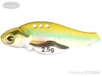 フラッシュユニオン トラウトクラブ - フルメタルソニック シングルフックモデル 2.5g #003 銀ピカワカサギ 2.5g