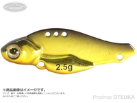 フラッシュユニオン トラウトクラブ - フルメタルソニック シングルフックモデル 3.5g #002 キンクロ 3.5g