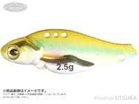 フラッシュユニオン トラウトクラブ - フルメタルソニック シングルフックモデル 3.5g #003 銀ピカワカサギ 3.5g