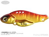 フラッシュユニオン トラウトクラブ - フルメタルソニック シングルフックモデル 3.5g #017 レッドゴールド 3.5g