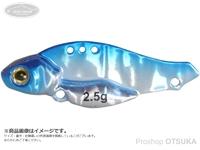 フラッシュユニオン トラウトクラブ - フルメタルソニック シングルフックモデル 3.5g #018 アオギン 3.5g