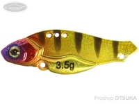 フラッシュユニオン トラウトクラブ - フルメタルソニック ダブルフックモデル 3.5g #005 クラウンギル 3.5g