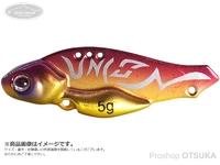 フラッシュユニオン トラウトクラブ - フルメタルソニック ダブルフックモデル 3.5g #006 スプリングレッドクロー 3.5g