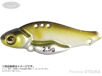 フラッシュユニオン トラウトクラブ - フルメタルソニック ダブルフックモデル 3.5g #013 銀ピカアユ 3.5g