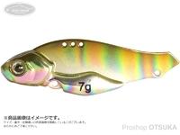 フラッシュユニオン トラウトクラブ - フルメタルソニック ダブルフックモデル 3.5g #014 レインボーフラッシュギル 3.5g