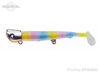 ブルーブルー ジョルティ - ミニ 8gセット #05 クリアキャンディ/オレンジベリー ジグヘッド重量:8g