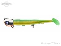 ブルーブルー ジョルティ - ミニ 8gセット #21グリーンゴールド/オレンジベリー ジグヘッド重量:8g