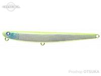 ブルーブルー アービン150S -  #ダブルチャートシルバー 150mm/40g