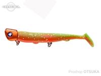 ブルーブルー ジョルティ -  30gセット #18ジューシーメロン/クリアーオレンジ 30g