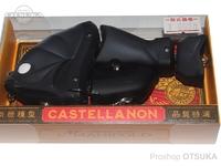マニフォールド カステラーノン -  F #037 マットブラック 127mm 53g