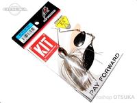 ペイフォワード キット - 1/2oz TW #101 スモークシャッド 1/2oz タンデムウィロー