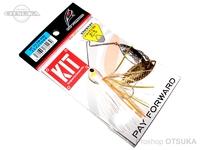 ペイフォワード キット - 1/2oz DW #103 ステインワカサギ 1/2oz ダブルウィロー