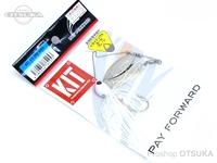 ペイフォワード キット - 1/2oz DW #005 ホワイトベース 1/2oz ダブルウィロー