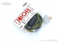 テンフィートアンダー/KIOB アクセサリー - ロッドソックス #ブラック/イエロー ベイト用 6.6フィート