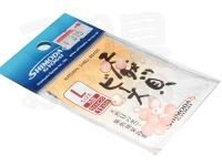 下田漁具 天然貝ビーズ - - #ライトピンク L 丸型