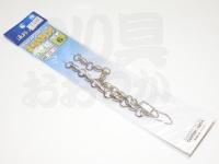 下田漁具 ボールベアリング 5連結 - ファーストロック付 - 6号