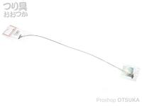 レオン ルアーリーダー - 40cm #ブラック 40cm