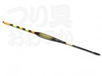 かちどき ベーシックシリーズ - KU-100 竹足ロングパワートップ - 1号 ボディ4.5cm全長15.5cm