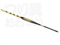 かちどき ベーシックシリーズ - KU-100 竹足ロングパワートップ - 2号 ボディ5.5cm全長17.5cm