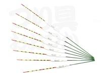 オオモリ 凱LE-003リミテッッドエディション - CS-Pスタイル #グリーン足 #8ボディ8cmXトップ14cmX9.0cm