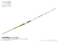 かちどき バースト G-01 - AD-P 浅棚PCムク 全長190mm 5.5号 トップ寸80mm ボディ寸55mm