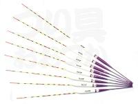 オオモリ バーストG-02 - FC-P深宙PCムク #紫足 #10ボディ10cmXトップ17cmX足5.5cm