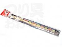 オオモリ クリスタルトップ - 中細ヌリ - 13cm