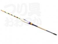 かちどき Sシリーズ - KSU-002 浅ダナパイプ - 1号 ボディ3.5cm全長13.5cm