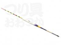 かちどき Sシリーズ - KSU-002 浅ダナパイプ - 9号 ボディ7.5cm全長21.5cm