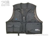 エクセル メッシュベスト - NF-2150 #ブラック L