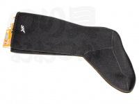 エクセル ウォーム防水ソックス - BS-613 #ブラック Mサイズ ロングタイプ