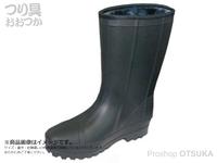 エクセル EVA防寒ブーツ - LF-256 #ブラック サイズ L(25.5-26.0cm)