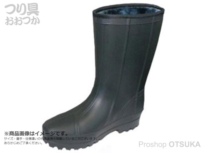 エクセル EVA防寒ブーツ LF-256 サイズ L(25.5-26.0cm) #ブラック