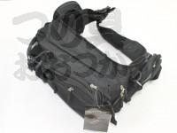 ファインジャパン 3WAYヒップショルダーバッグ - BG-4016 #ブラック