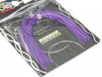 LSDデザイン シリコンスカート - - #M1パープル ー