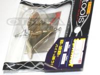 LSDデザイン ペラ - バズスピナー ゴールド 3.5サイズ