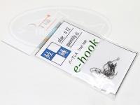 ティモン eフック -  ガンメタ サイズ 12 15本入り