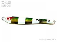 ボーズレス TG トウキチロウ - 40g #グリーンゴールドゼブラ 70mm 40g