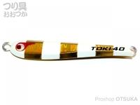 ボーズレス TG トウキチロウ - 40g #ゼブラゴールド 70mm 40g