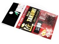 オフィスユーカリ スナップ 匠 -  ジャパンスペシャル #ブラック #00 強度11kg