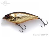 イマカツ ゲキアサシャッド -  #111 ステインゴールド 5.8cm 7g デッドスローフローティング