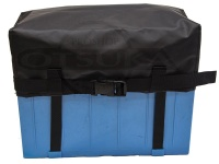 オリジナル バッテリーカバー - リチビー専用 キャップ型 ブラック Sサイズ
