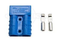 オリジナル コネクター - アンダーソン(正規品)片側セット ブルー 8sq
