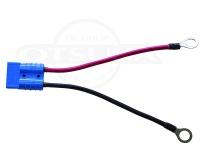 オリジナル コネクター - アンダーソン(正規品) バッテリー配線付き ブルー 8sq/M8