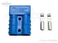 オリジナル コネクター - アンダーソン(正規品)片側セット ブルー 14sq