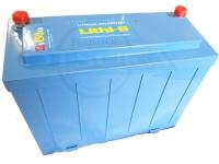 オリジナル リチウムイオンバッテリー - リチビー 12Vモデル 武田栄喜プロモデル 150Ah 350×160×270(mm) 18.2kg