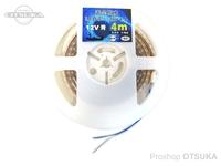 オリジナル LEDテープライト -  #ブルー 12V 4m